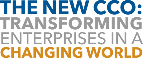 The New CCO: Transforming Enterprises in a Changing World