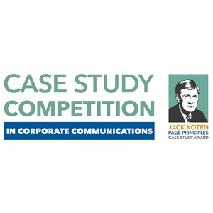 2017 Case Study Competition
