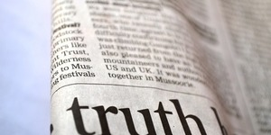 JOURNALISM AND PR: THE SEARCH FOR TRUTH